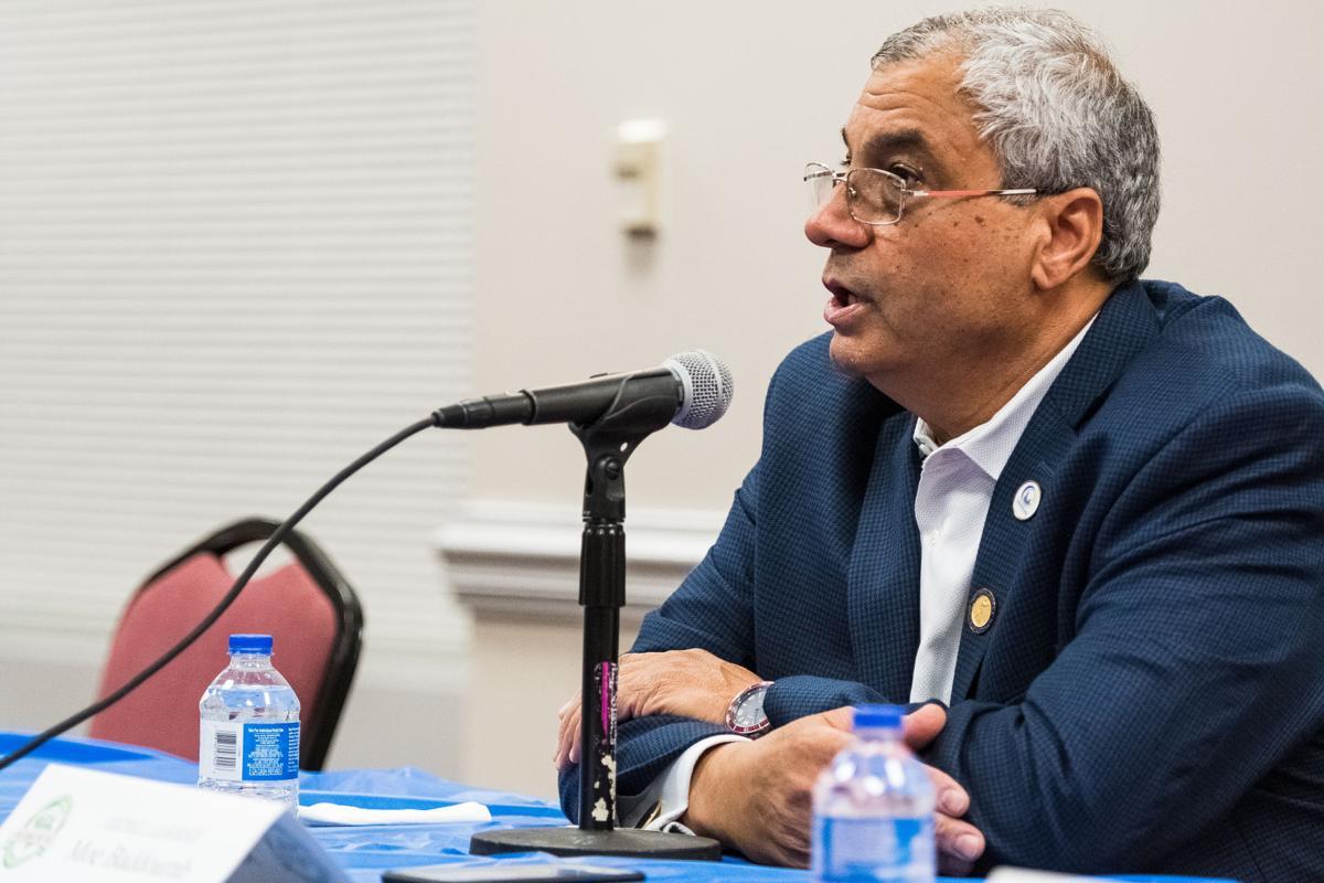 Moe Baddourah 2019 council forum
