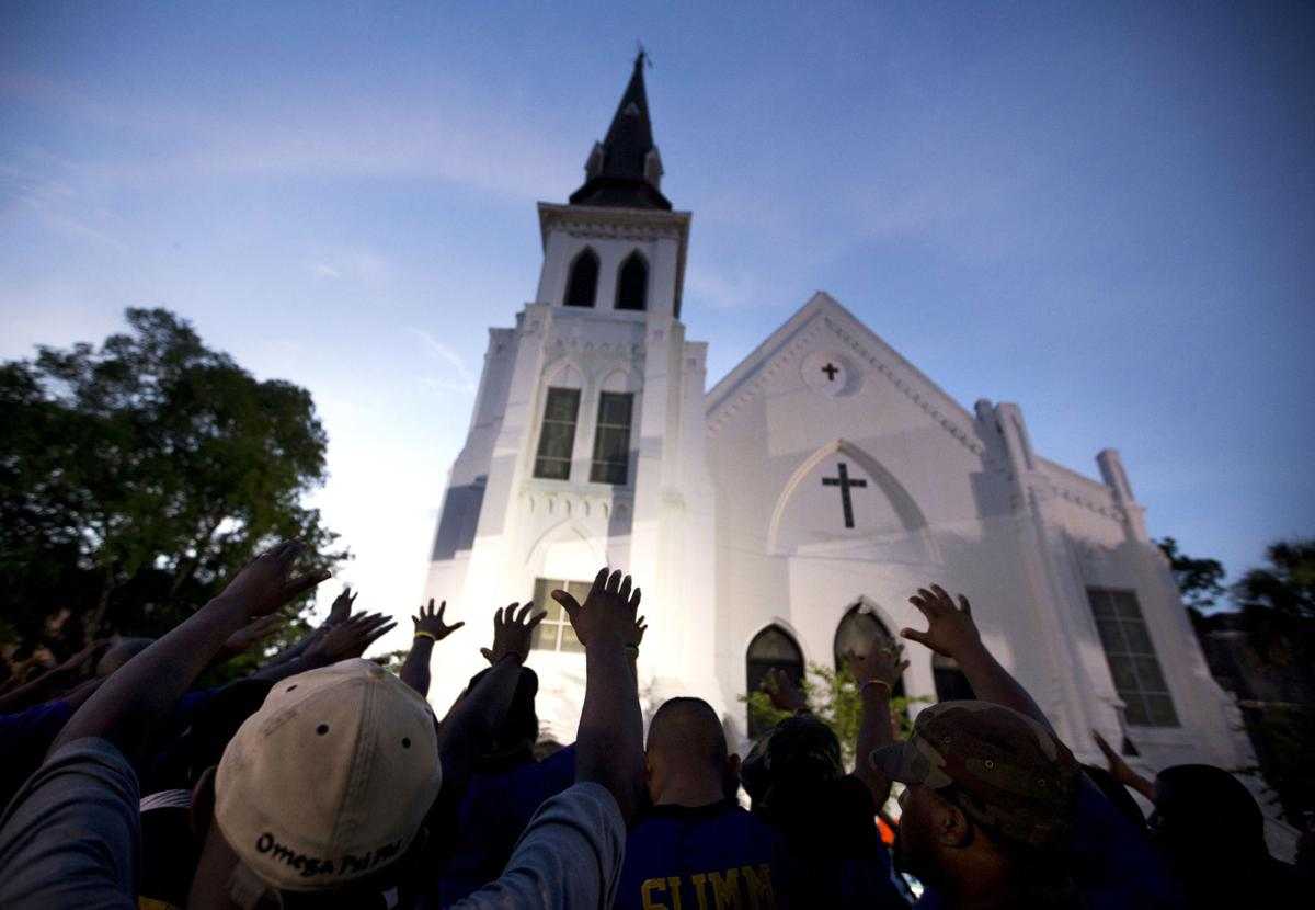 Daniel Island group, credit union, 'Southern Charm' benefit among latest to donate after church shooting