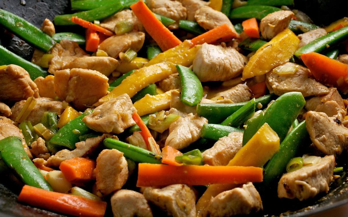Stir-fry a feast to see and taste