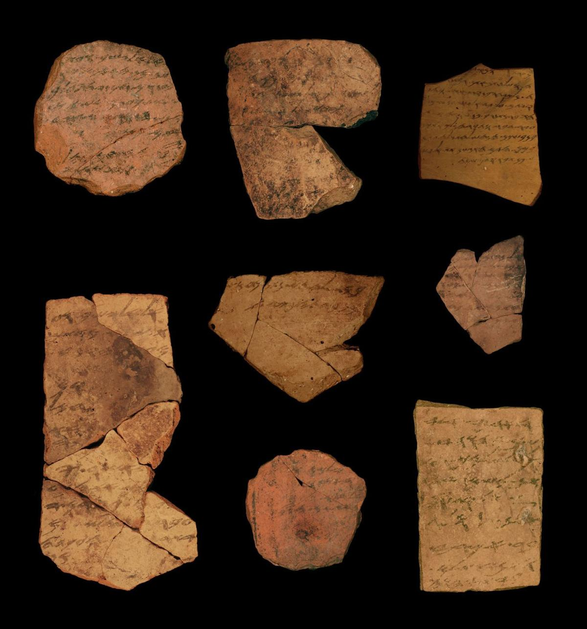 Pottery writings can help date Bible