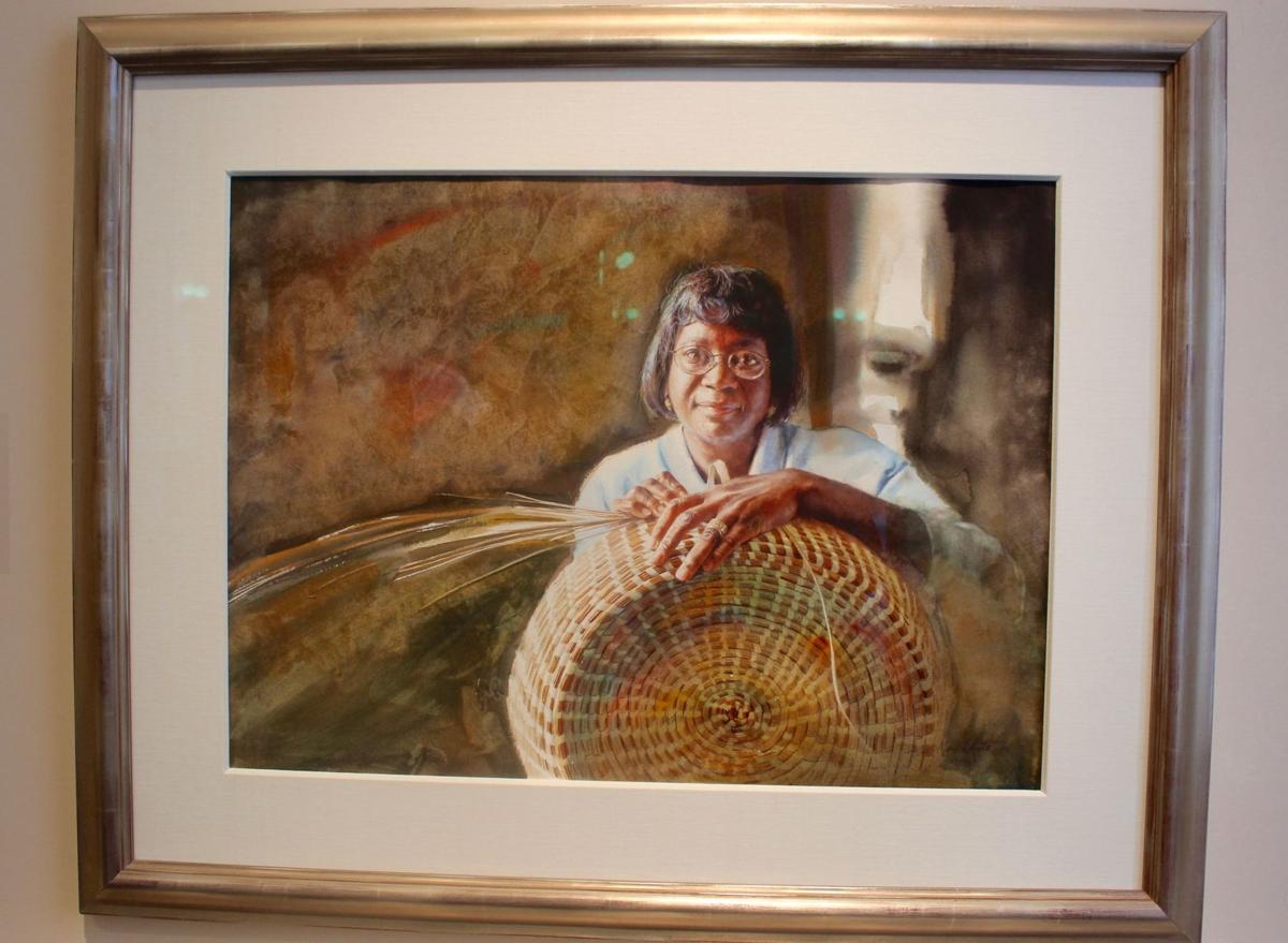 Watercolor books by mary whyte - Portrait Of Mary Jackson By Mary Whyte