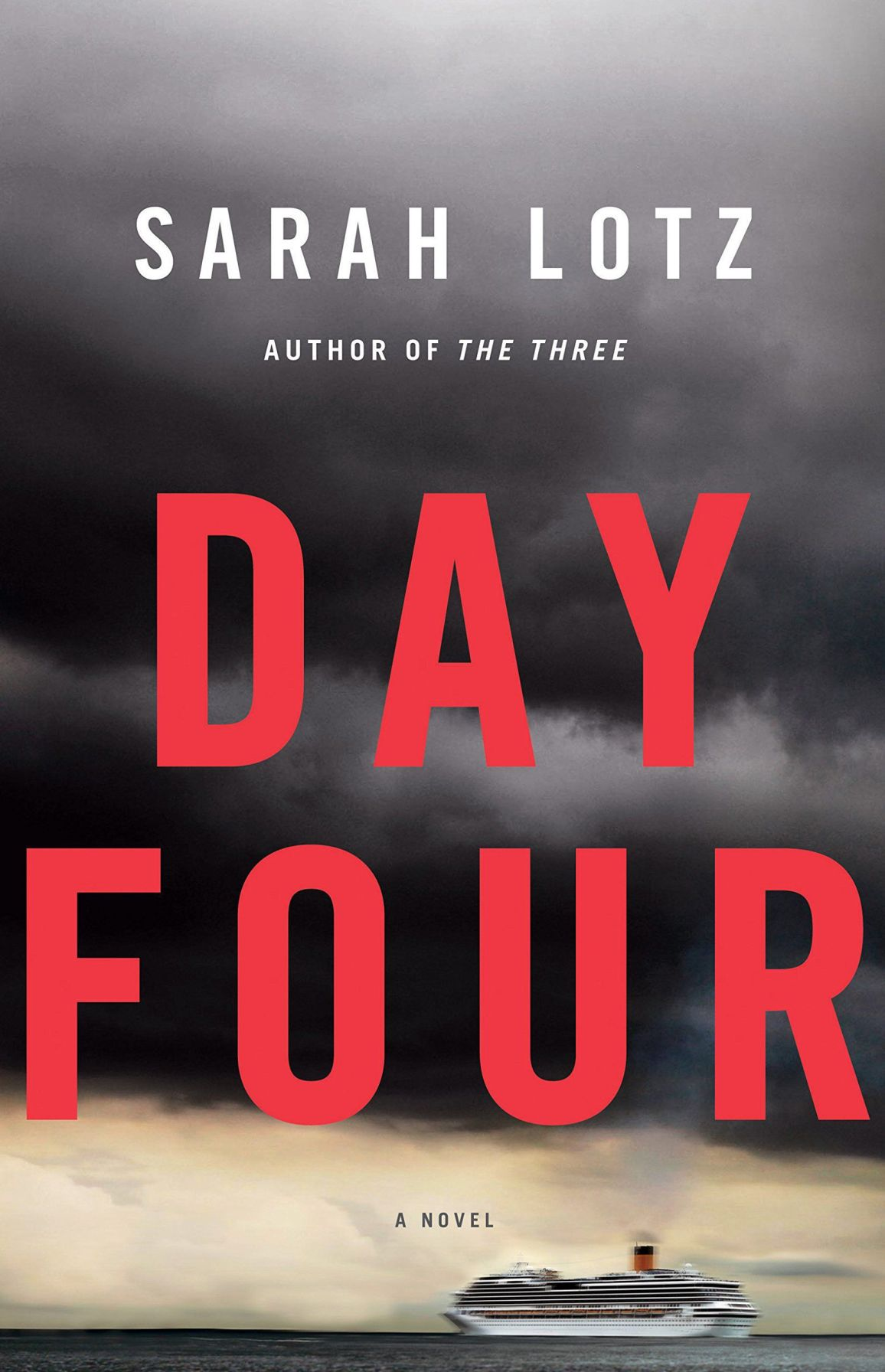 'Day Four' sends a cruise adrift in supernatural waters