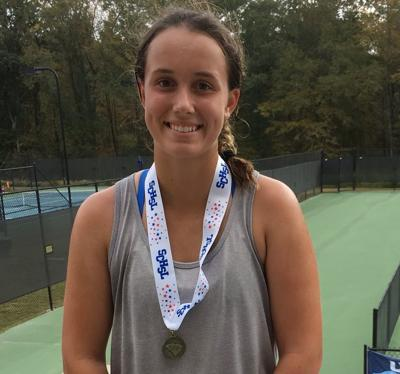 PREP SPORTS: Girls tennis player award goes to Abby Cotuna