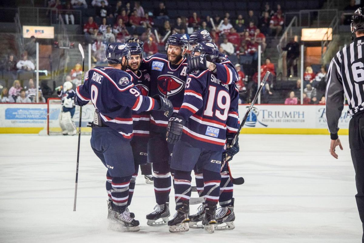 Stingrays' Ford savoring Kelly Cup playoff run