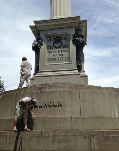 Calhoun monument
