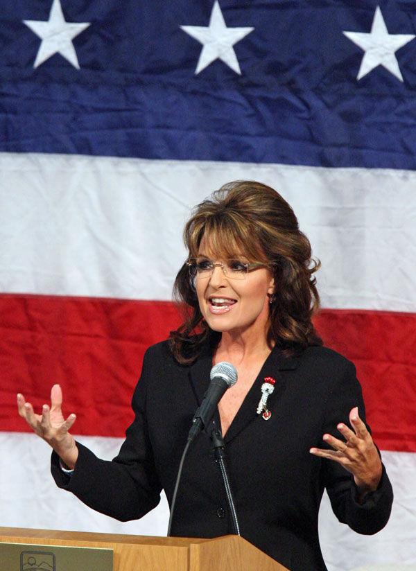 Palin set to go on bus tour