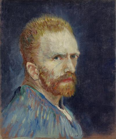 Vincent van Gogh, Self-Portrait