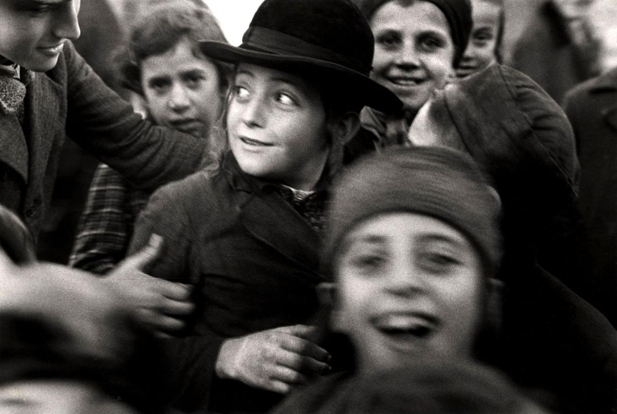 Archive of pre-Holocaust Jewish images digitized