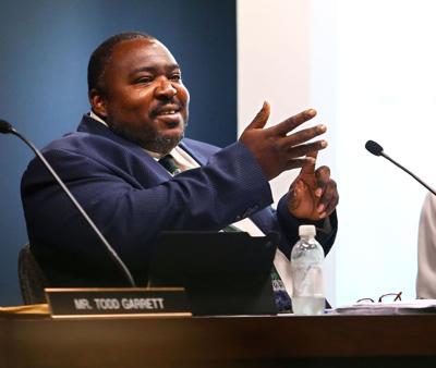 The Rev. Chris Collins, Charleston County School Board (recurring)