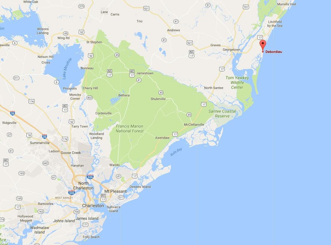 debordieu beach. two girls bitten by shark at south carolina beach  news