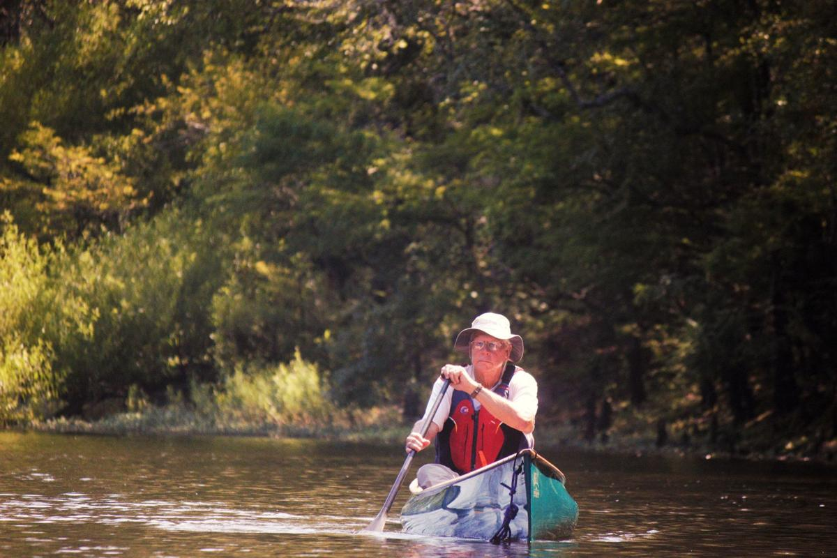 Paddlers tour Edisto River during debut of ERCKTrail.org