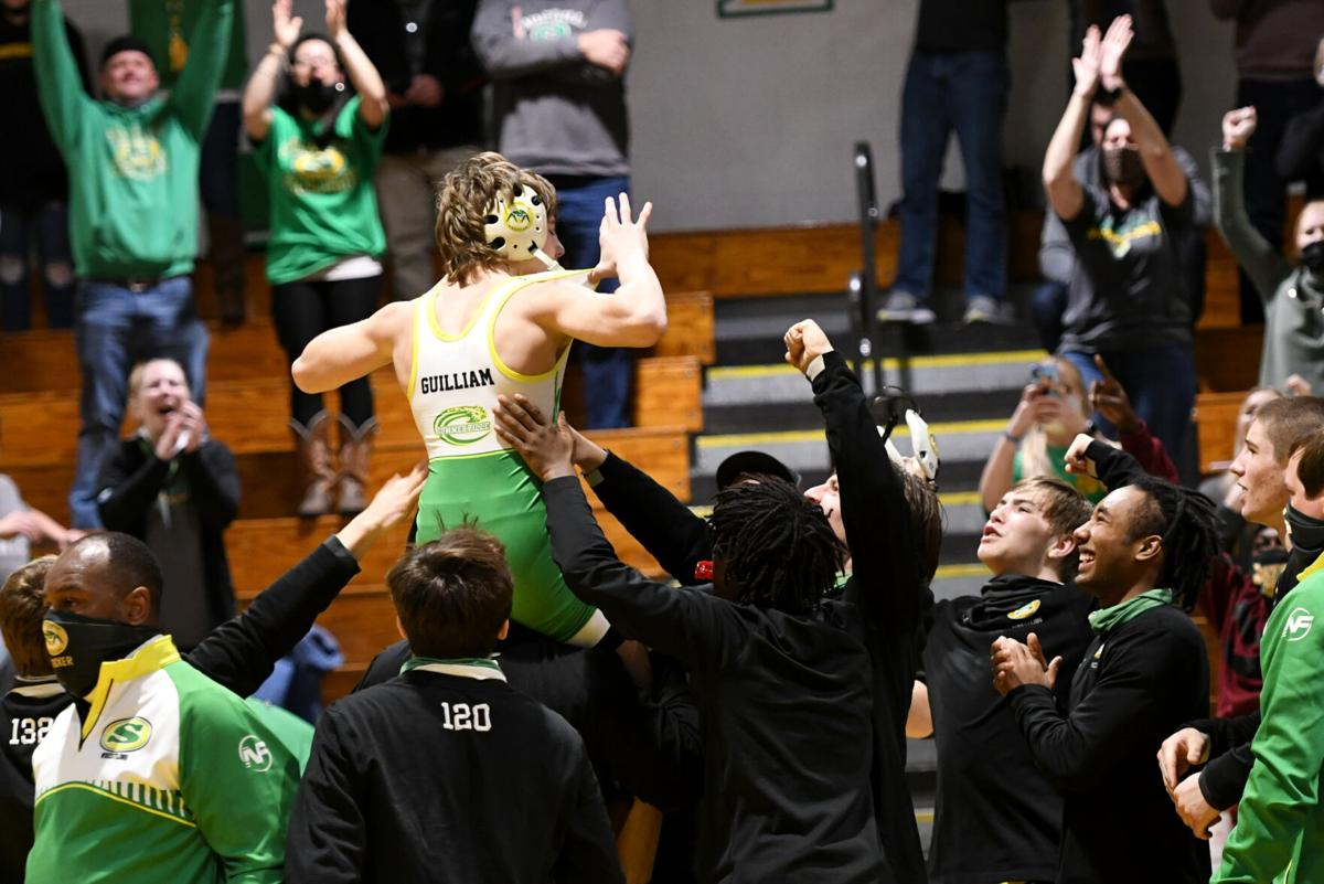 Summerville advances to state title match