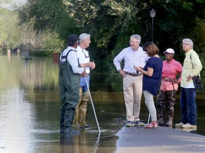 Charleston looks at using future tax dollars to fix outer West Ashley flooding