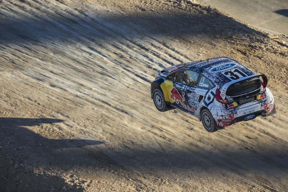 2015 Red Bull Rallycross Worldwide racing series televised live this summer includes top team that moved operations to Charlotte