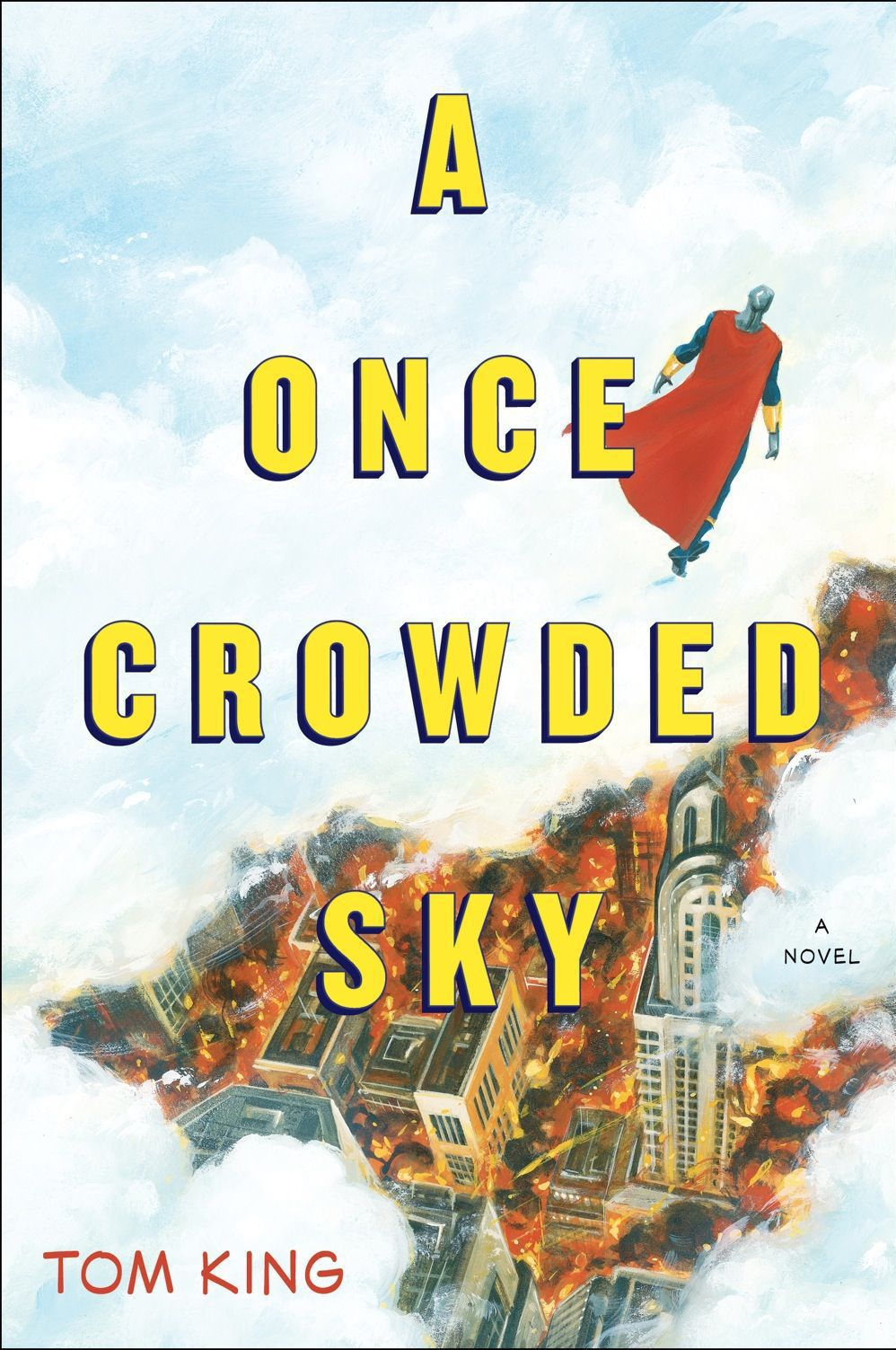 'Once Crowded Sky' masterful tale