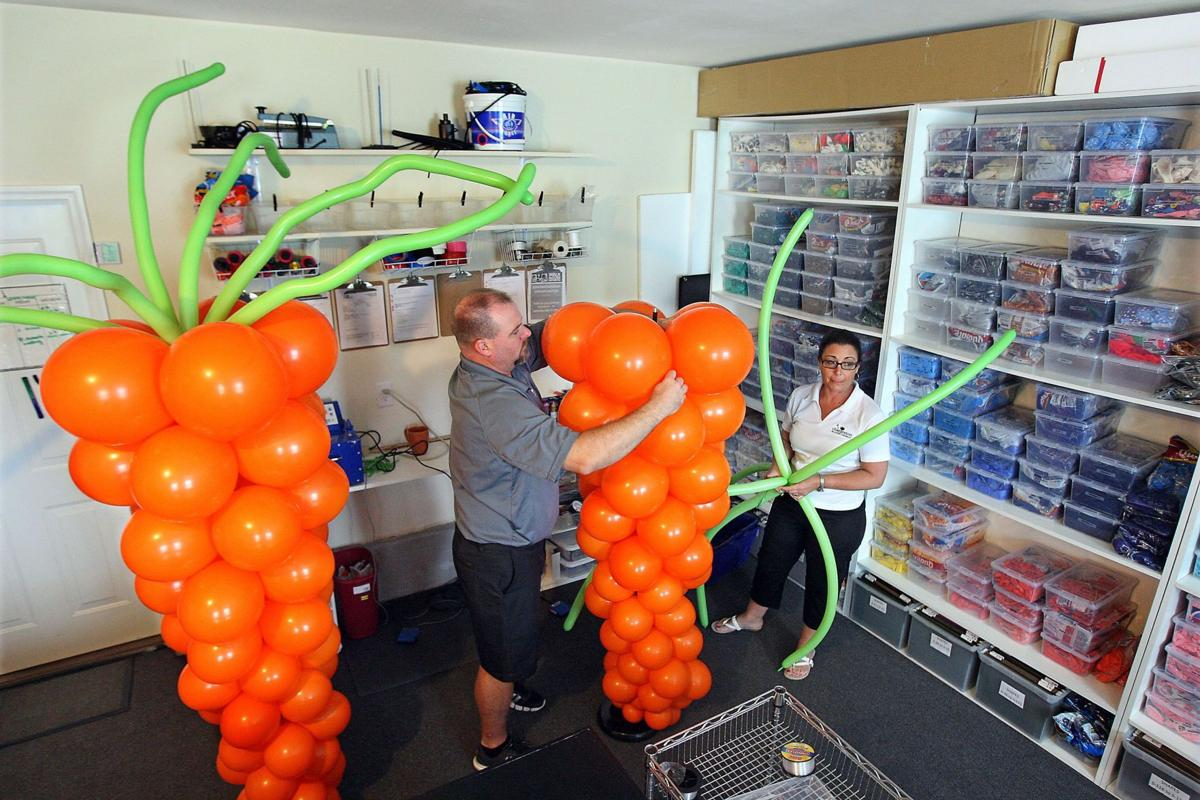 Ballooning business