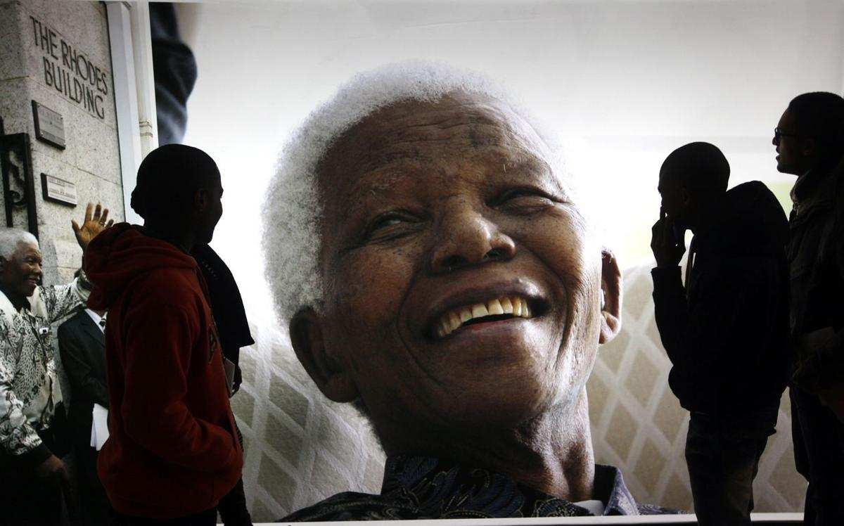 South Africa's government says Nelson Mandela improved overnight