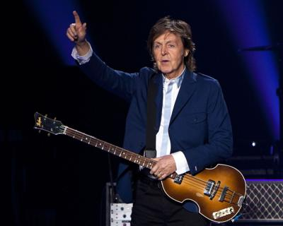 McCartney says he's given up pot now that he's a granddad (copy)