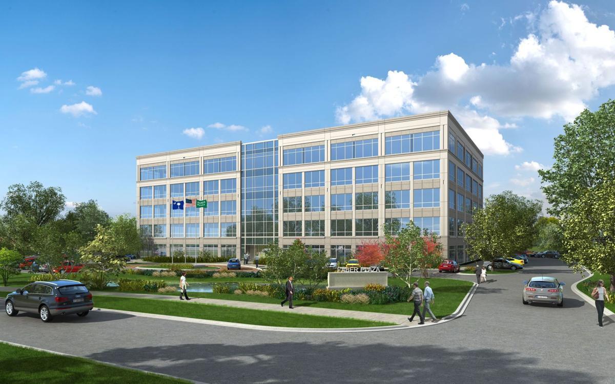 Work begins on North Charleston office building