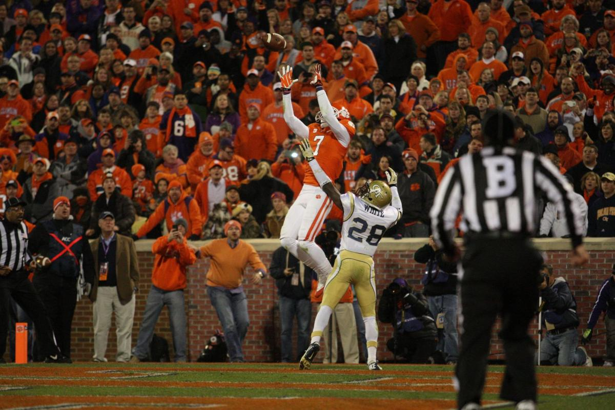 Counting down Clemson's top 10 most important Tigers: No. 4 Mike Williams