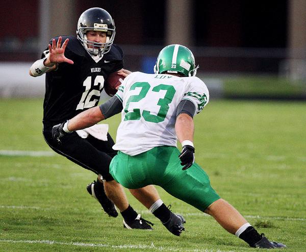 Quarterback Thomas Woodhead has West Ashley on track for best start in school history