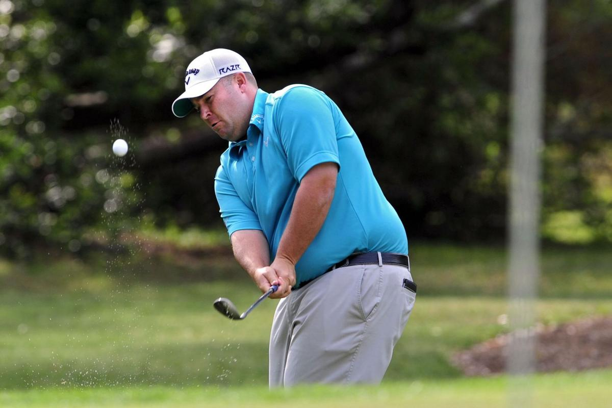 Knost takes 2-shot lead at Heritage