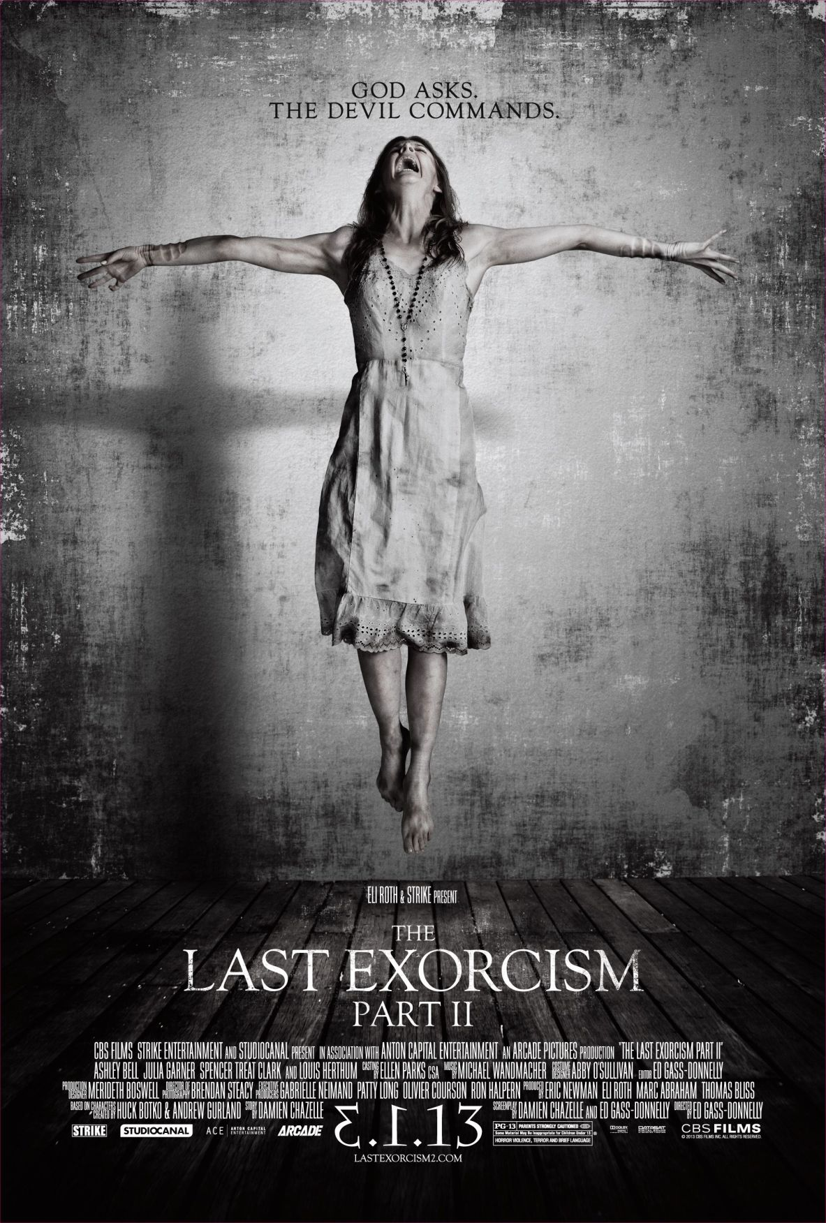 Please, let this be the 'Last Exorcism'