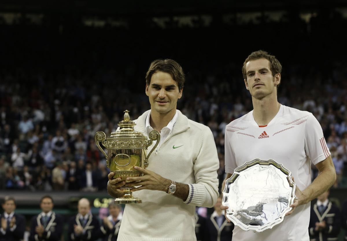 Roger Federer wins 7th Wimbledon title