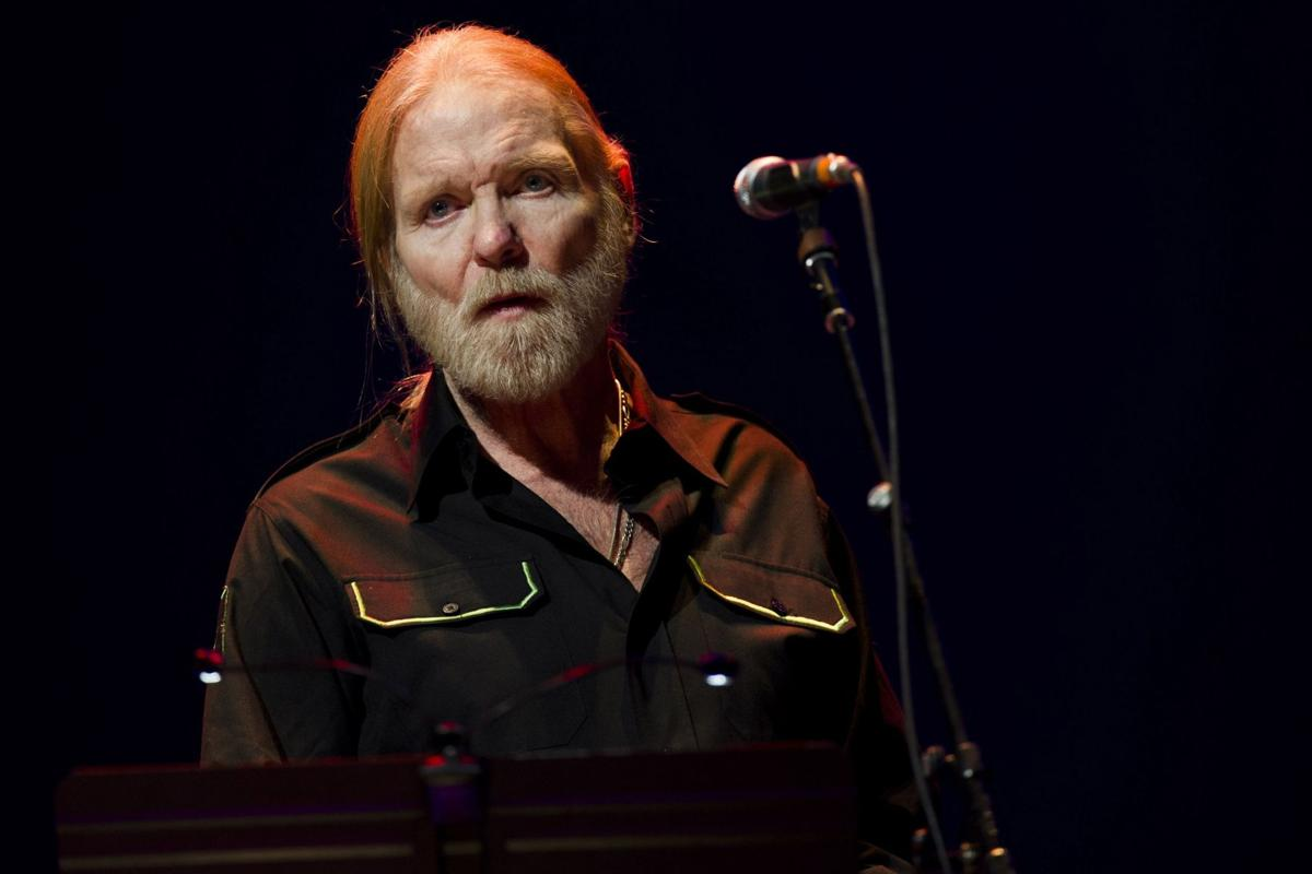 Stars to hold tribute concert for Gregg Allman