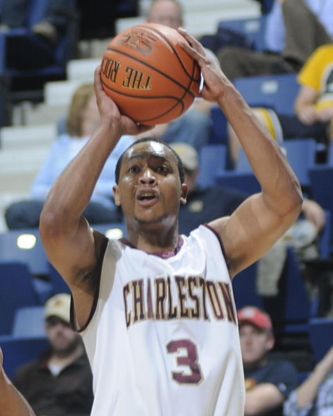Goudelock top SoCon male athlete
