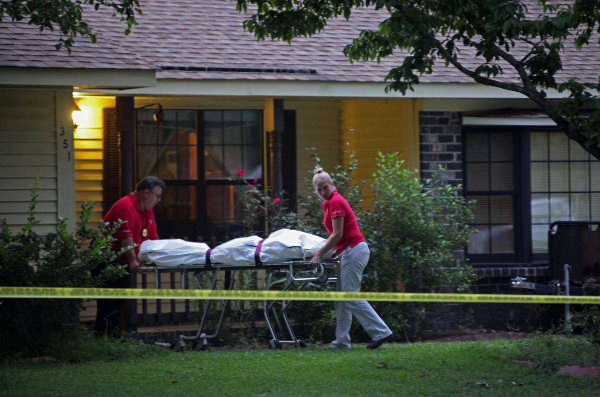 Goose Cr. woman found dead