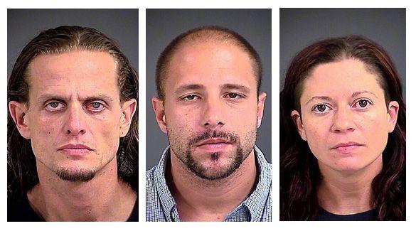 3 arrested on drug charges after West Ashley traffic stop