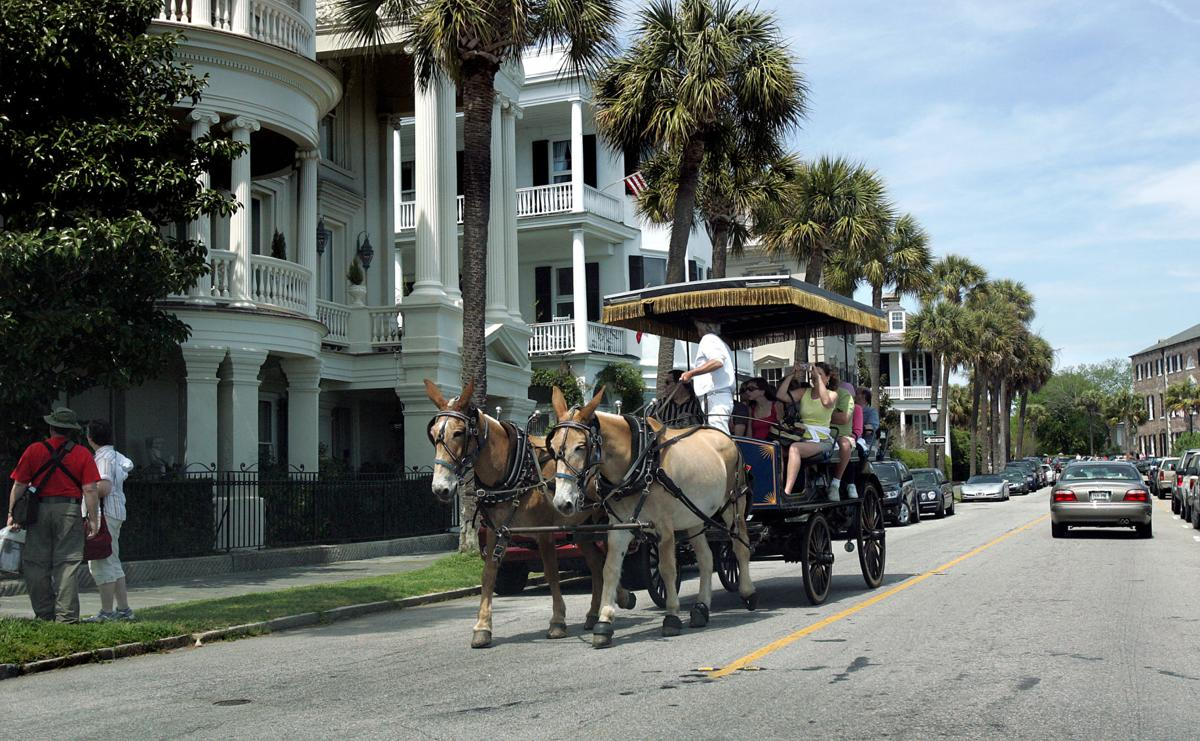 carriage tour guides