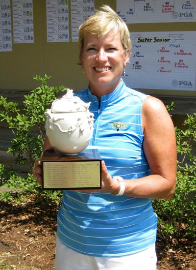 Brown getting another shot at Sr. Women's Am
