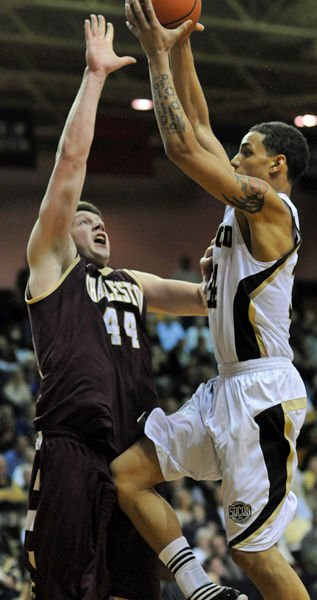 College of Charleston's struggles against Wofford continue