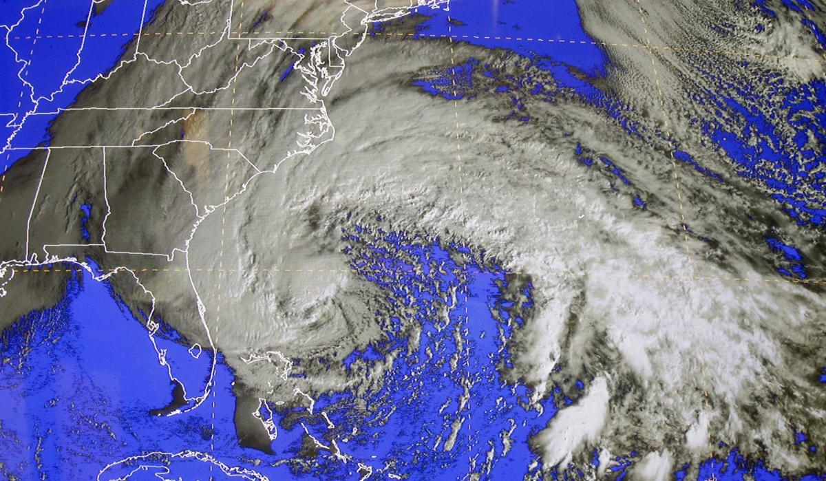 Emergencies declared ahead of Eastern superstormSandy leaves Bahamas after killing 43 in CaribbeanSandy to come, go quickly