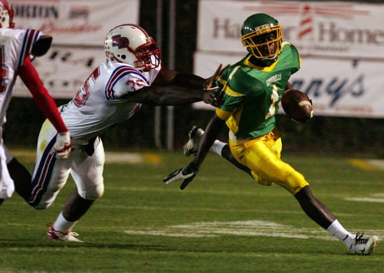 Summerville vs Fort Dorchester
