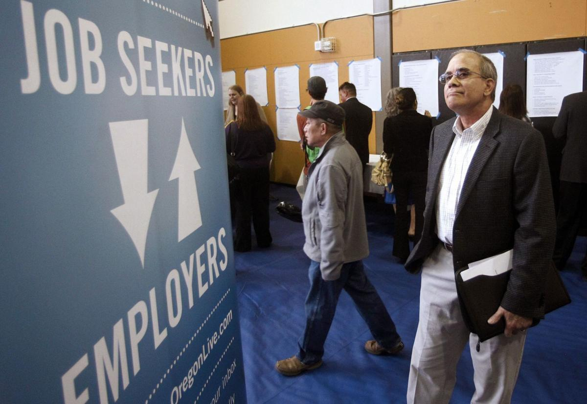 Jobless rate falls to 8.1%, but for the wrong reason