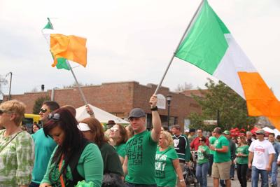 Weekend agenda packed with local St. Patrick's Day parties