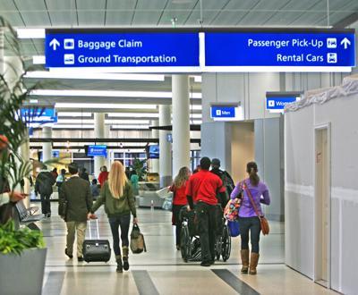 Charleston International Airport passengers (copy) (copy)