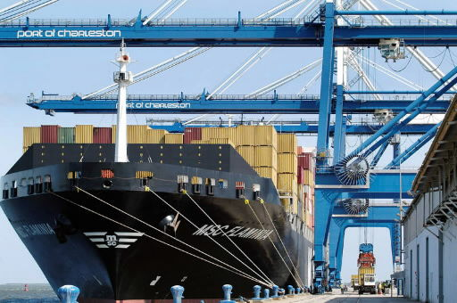 Shipper to add to port use