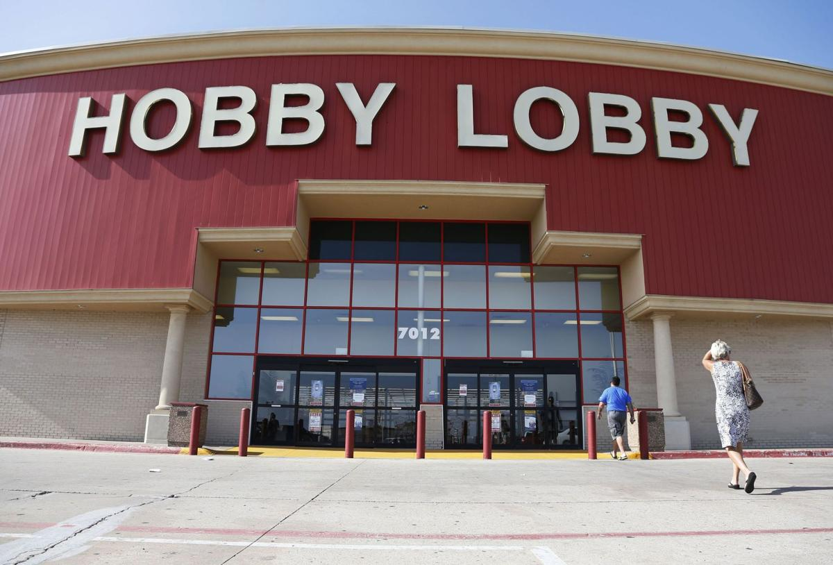 New Hobby Lobby will leap into action soon