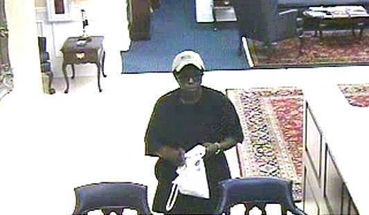 Armed woman robs Mount Pleasant bank