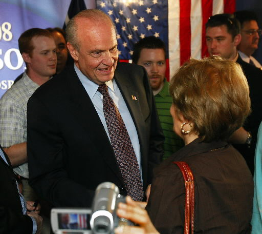 Thompson withdraws from GOP presidential race