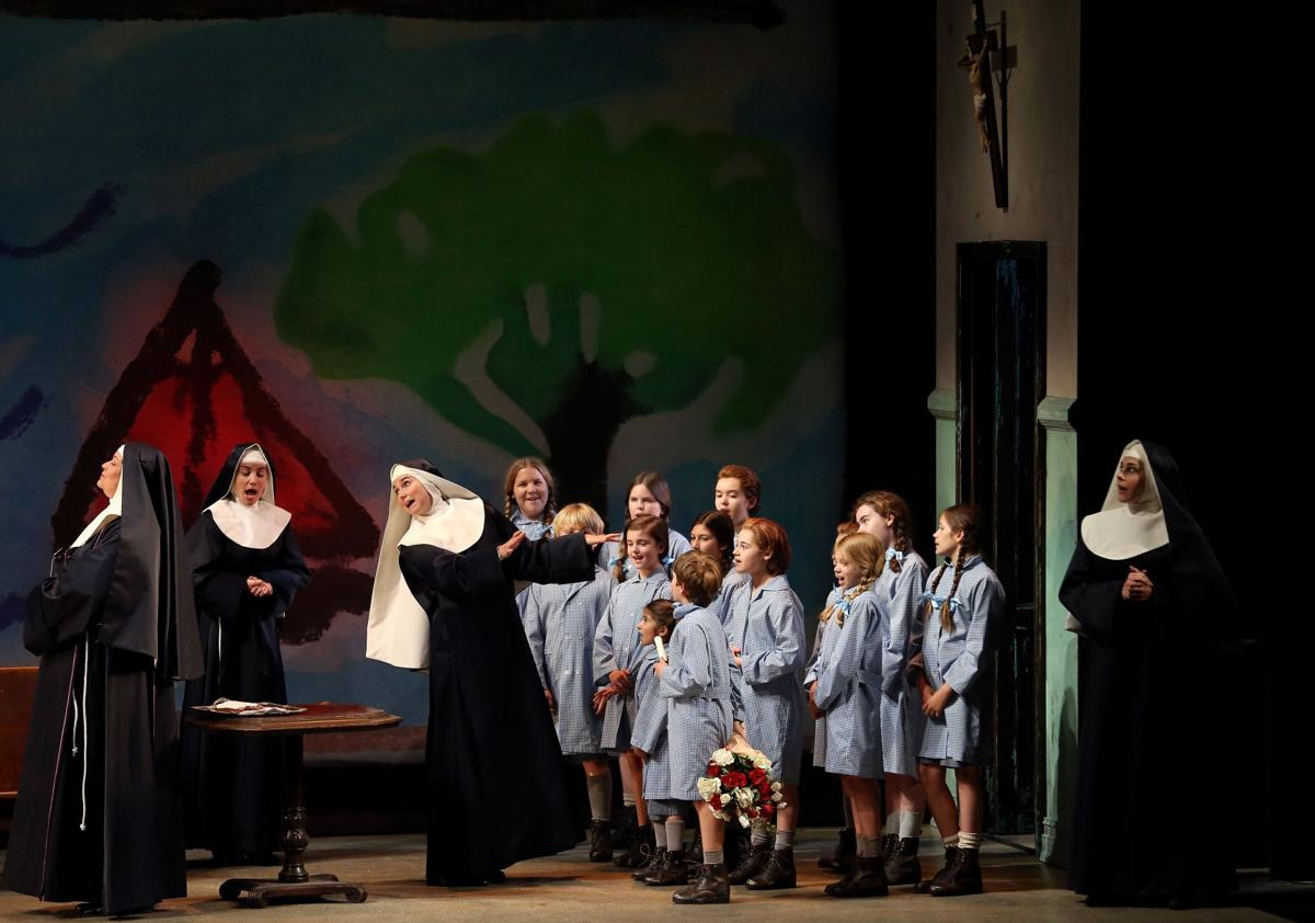 Local kids lend voices to opera — in Italian