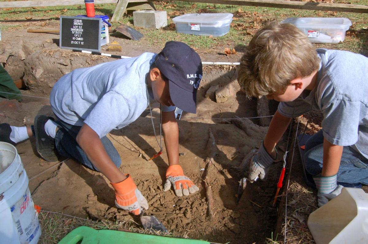 Colonial Dorchester State Historic Site 'public archaeology day' set for Saturday