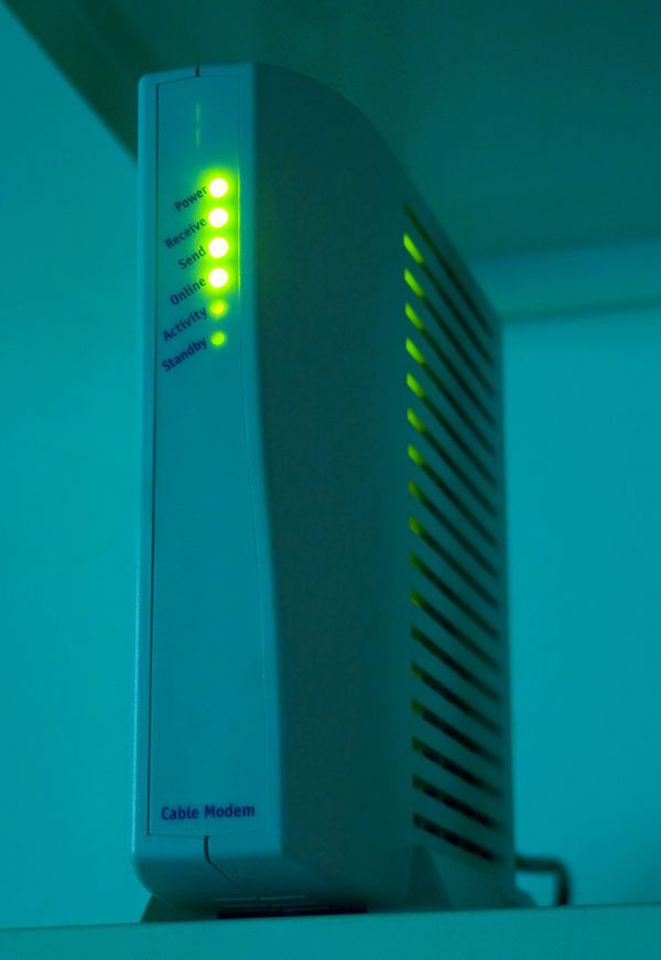 Upgrade your cable modem for faster speeds