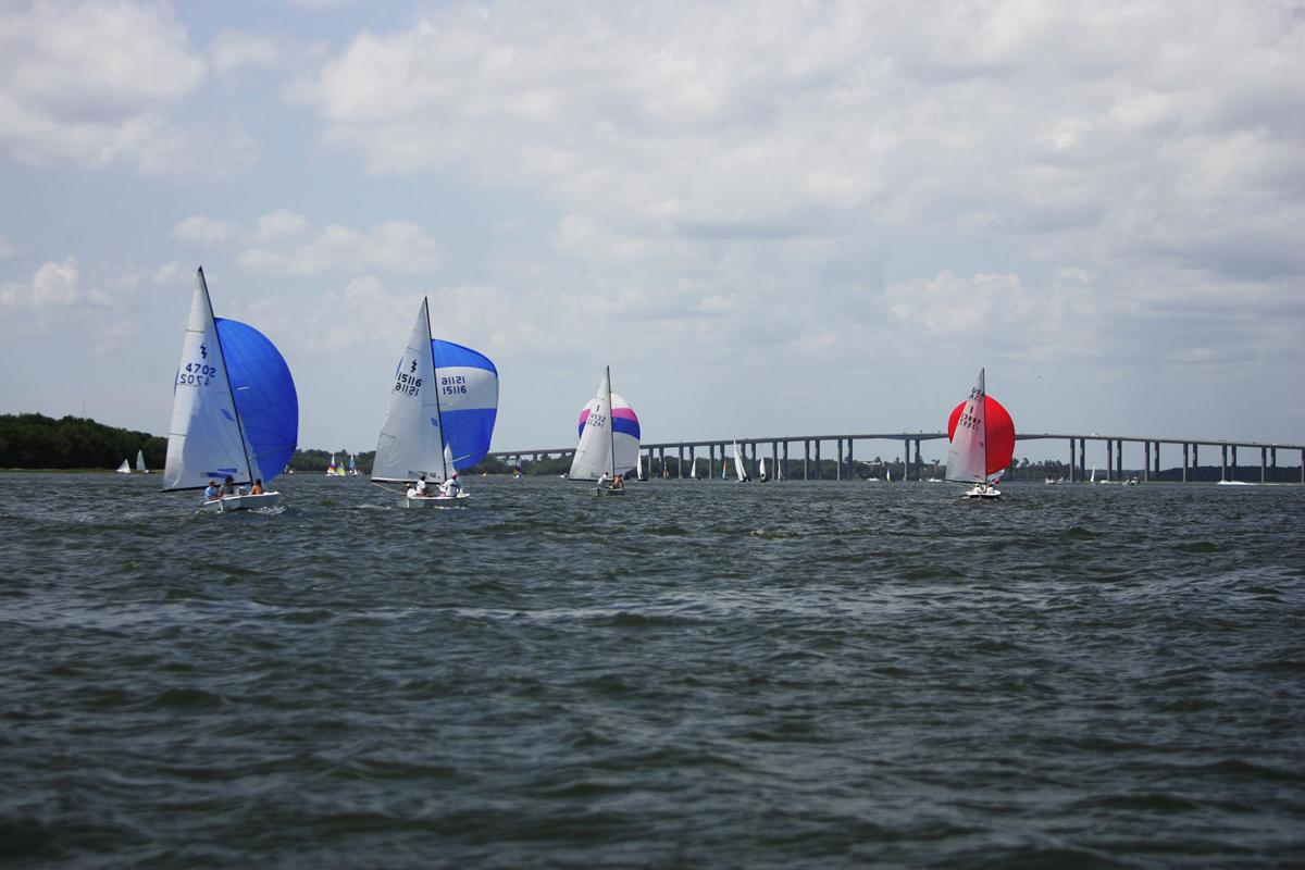 Hobcaw regatta set to start Saturday