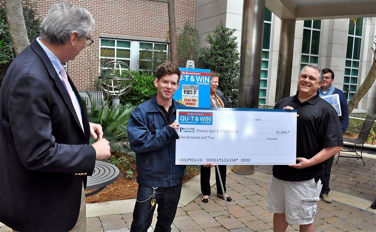 'Quit & Win' winners get $1,000 each