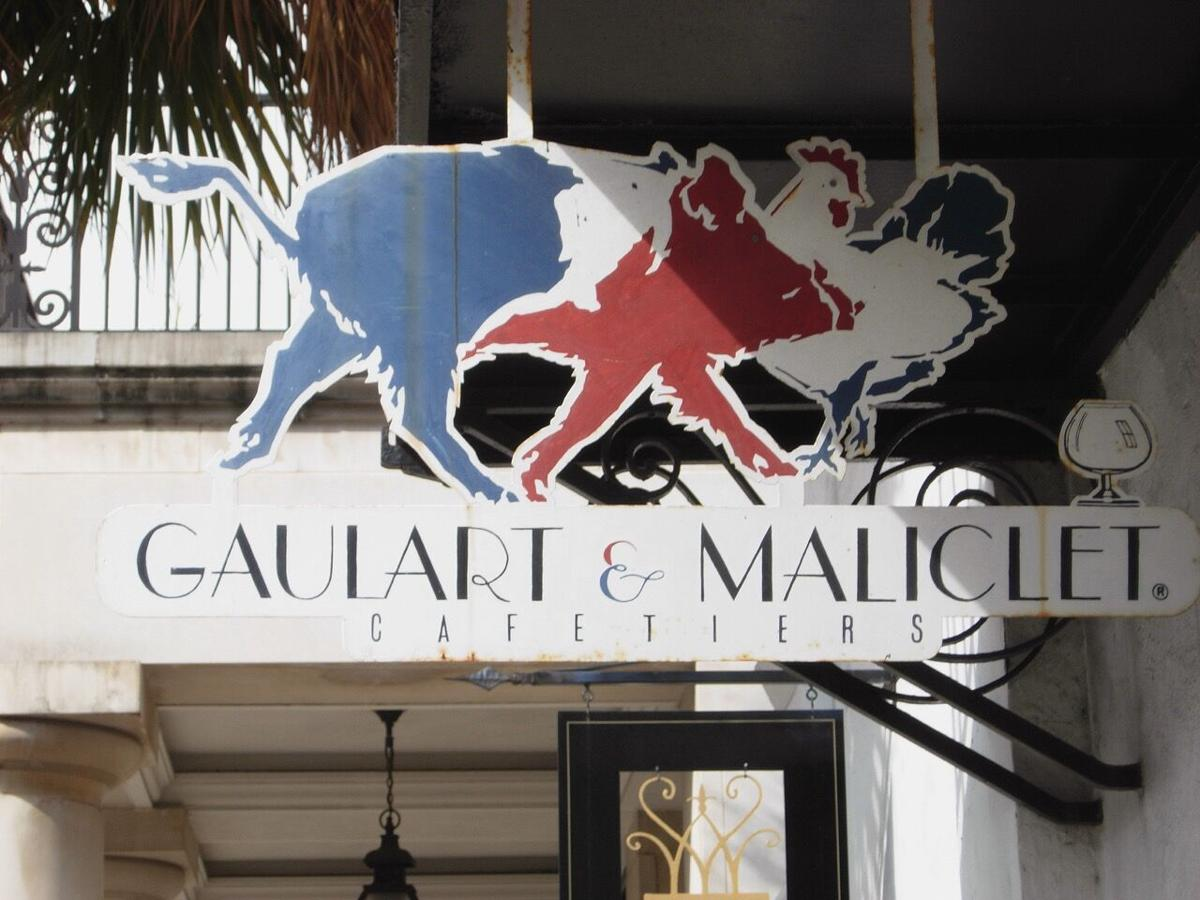 Gaulart & Maliclet sign
